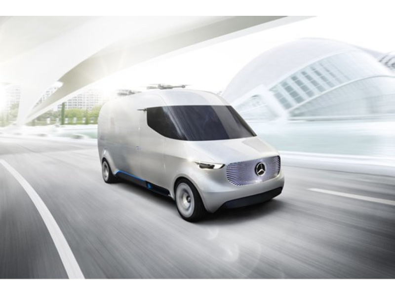 The van of the future