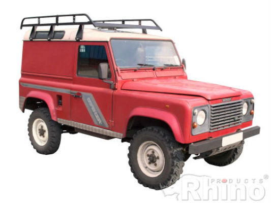 Land Rover Modular Roof Rack Rhino Roof Accessories