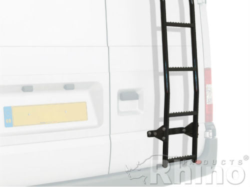 6 step rear door ladder Rhino