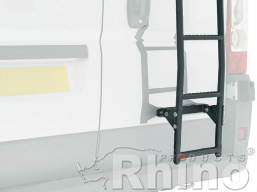 7 Step Rear Door Ladder Ford Transit 2000 2014 Ford