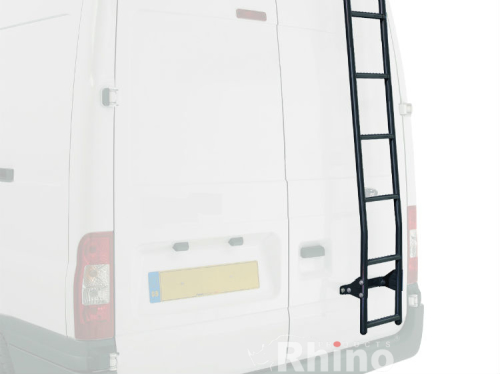 8 Step Rear Door Ladder Ford Transit 00-14