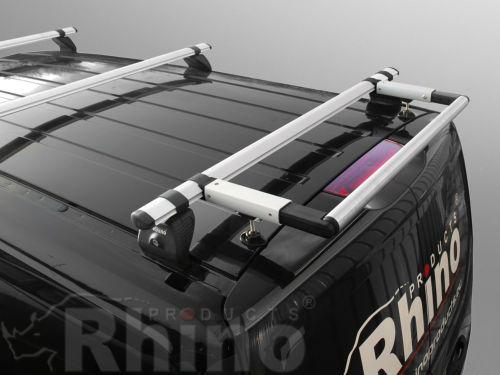 Ladder Roof Rack >> 2 & 3 Bar KammBar Rear Roller System (Nissan NV200 09-on) - KammBar Accessories | Rhino Roof ...