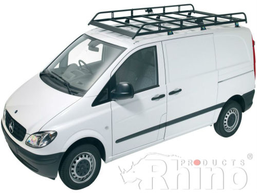 Mercedes Modular Roof Rack