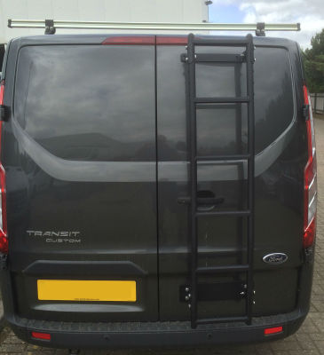 Our install of a 6 Step Ladder onto a Ford Transit Custom