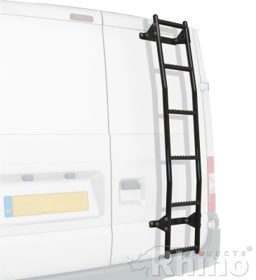 Rhino Rear Door Ladder 6 Steps