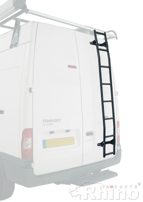 8 Step Rear Door Ladder