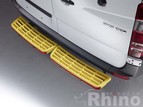Yellow SafeStep - Twin With Reversing Sensors